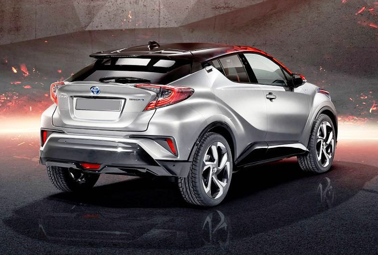 2022 Toyota CHR Redesign