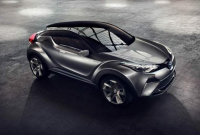 2022 Toyota CHR Release Date