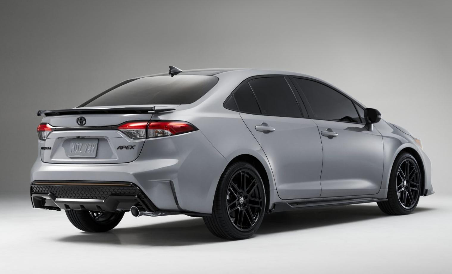 2022 Toyota Corolla Redesign