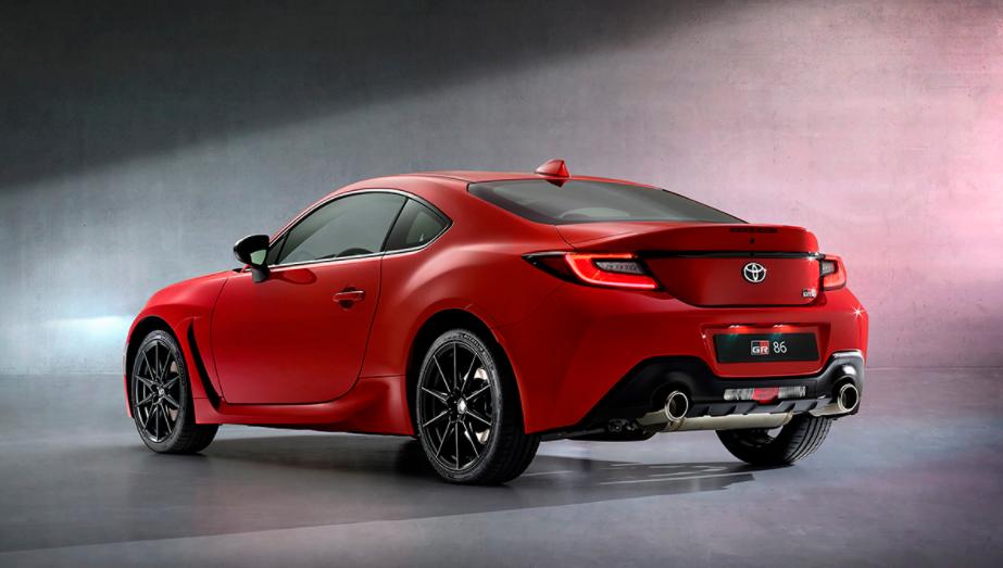 2022 Toyota 86 Redesign