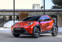 2022 Toyota Aygo Hybrid Release Date