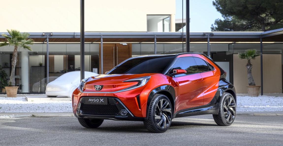 2022 Toyota Aygo Hybrid Release Date